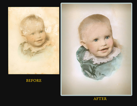 Color Restoration Services