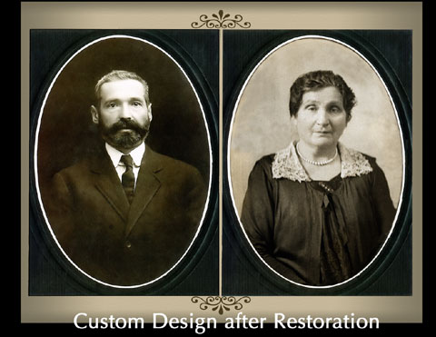 Custom Design and Restoration
